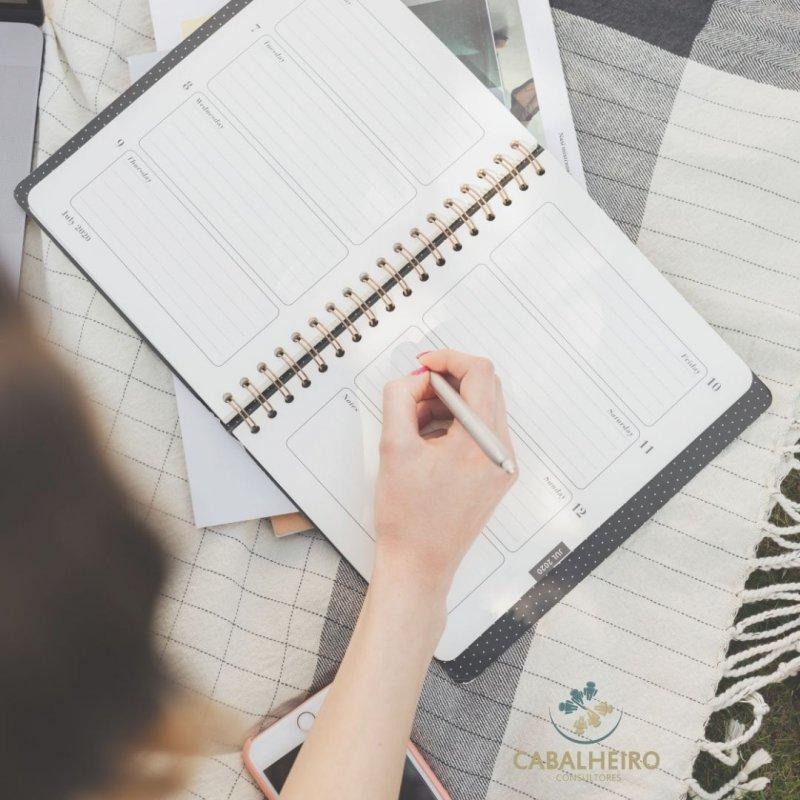 Aprenda a fazer um planejamento semanal e otimize seus resultados